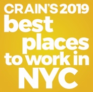 Crains Best Place to Work 2019